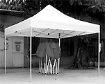 Folding-Tent
