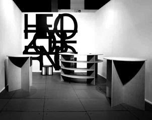 HeimoZobernig_Messesstand2006