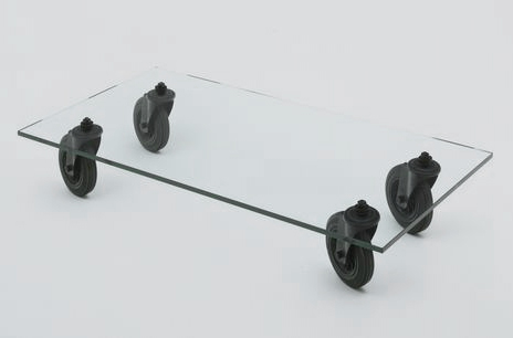 Vandasye Blog Archive Gae Aulenti Glass Table