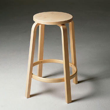 Vandasye 187 Blog Archive 187 Alvar Aalto High Stool 64